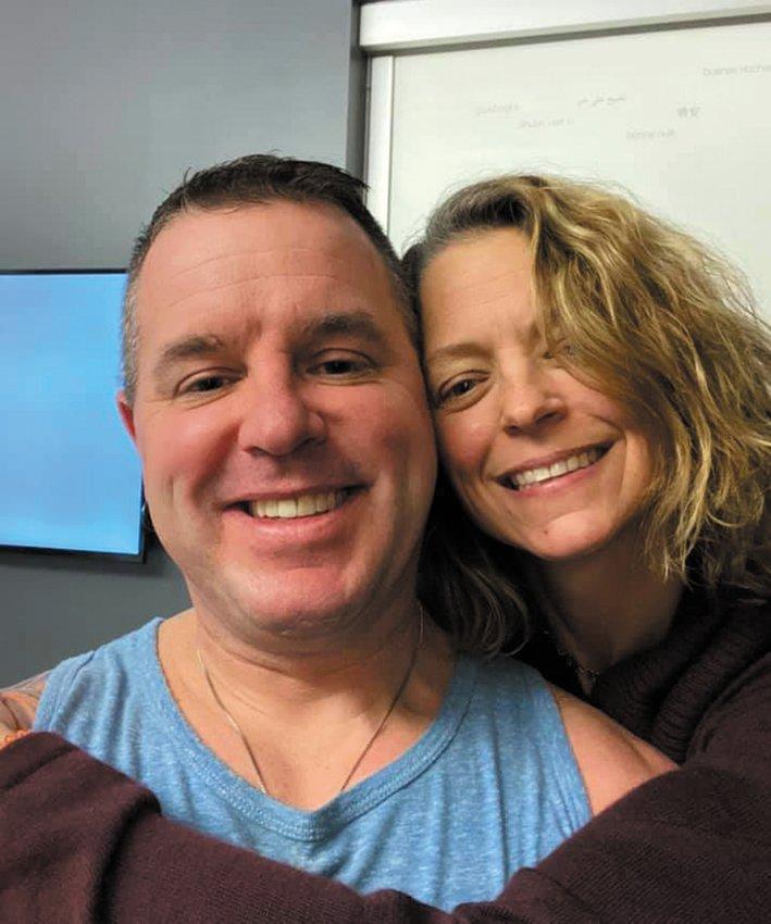 Hank and Anne Thibodeau