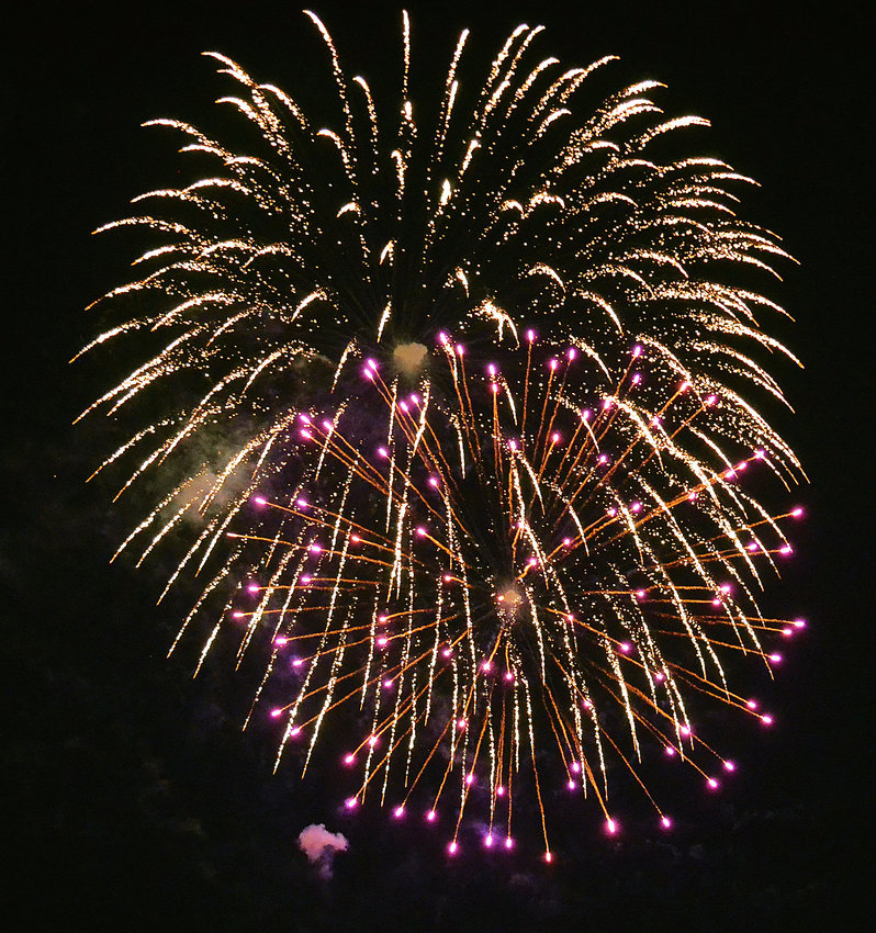 The City of Roxboro's annual fireworks display will be held Friday, July 2 at dusk. The Independece Day parade wil begin Monday, July 5 at 10 a.m.