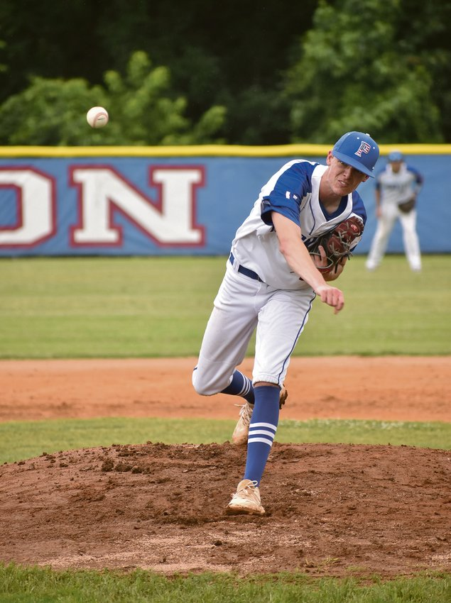 Justin Carden was the lone Person High School baseball player on the Mid-State 2A/3A All-Conference list. Carden struck out 55 batters this year, which is 10th-most in a season in school history. Carden's 2.86 career ERA is fifth-lowest in Rocket history.