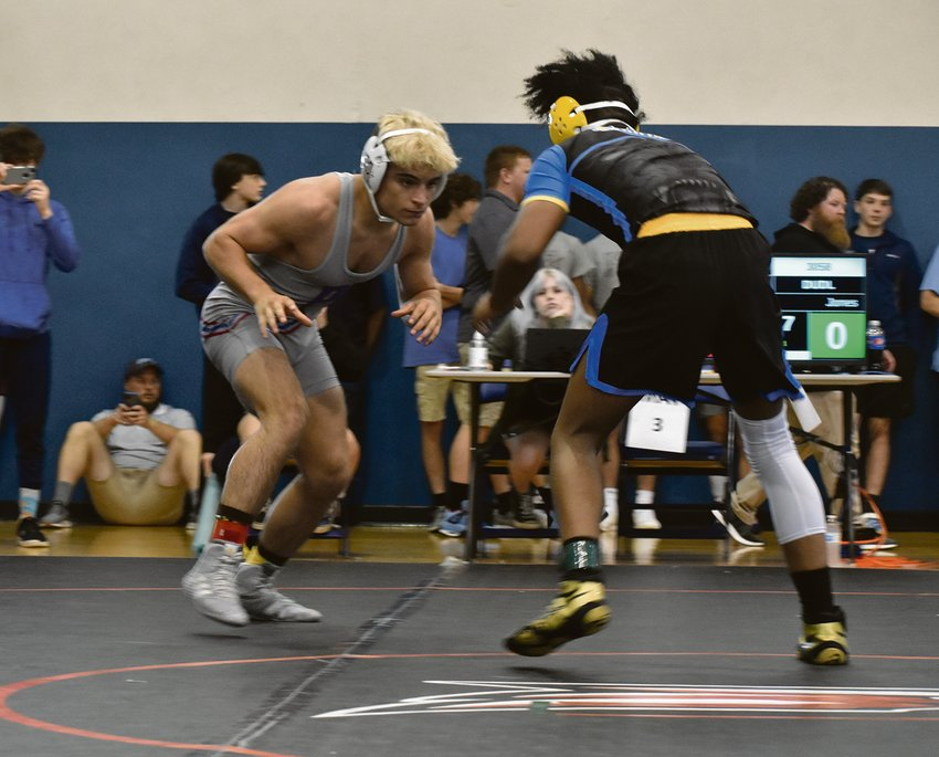 Person High School wrestler Dawson Thibodeau, who did not start wrestling until his eighth grade year at Southern Middle School, will enter the Marines. Thibodeau made states in his final two seasons as a Rocket.