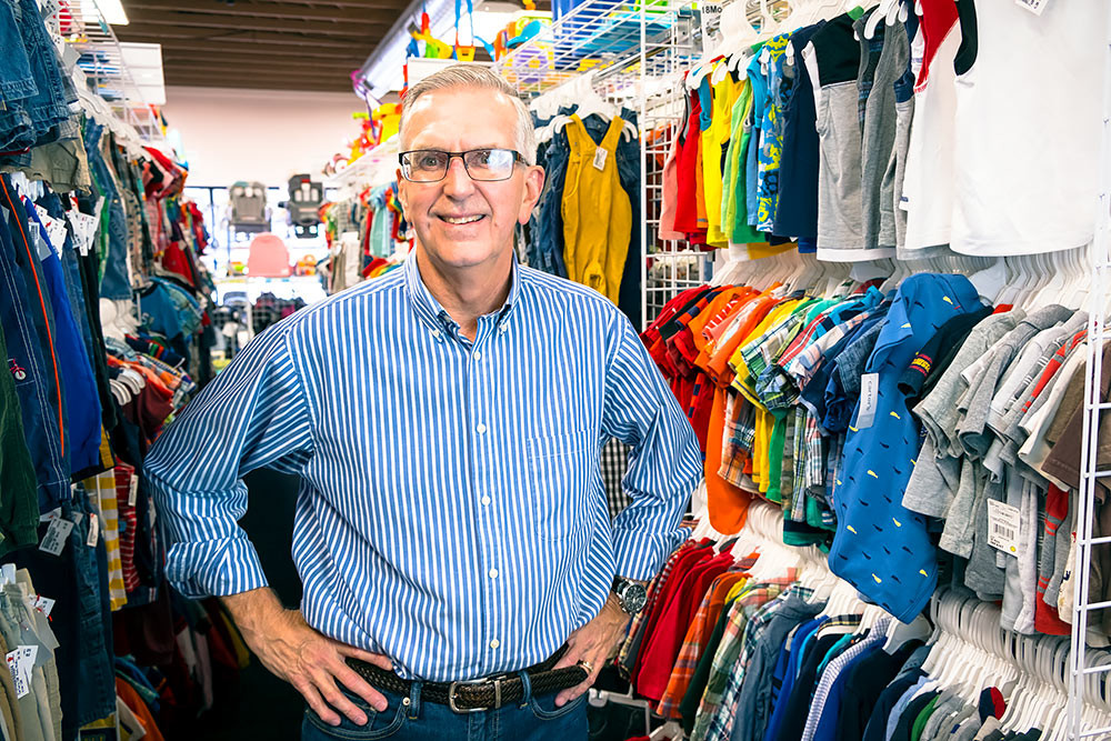 Open For Business Once Upon A Child Springfield Business Journal