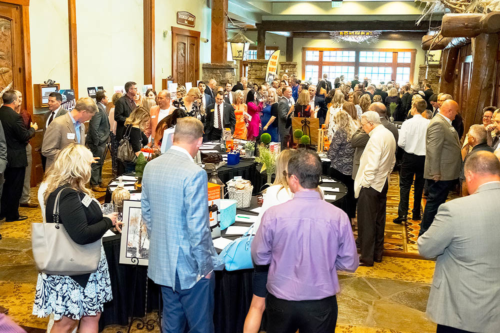 Honored GentlemenAbout 340 people attended Springfield Business Journal's annual Men of the Year awards luncheon Aug. 18 at White River Conference Center. Honorees and their guests raised more than $4,500 for Good Samaritan Boys Ranch.