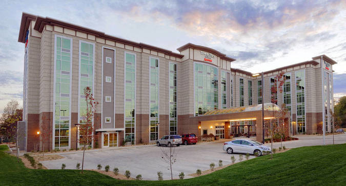 TownePlace Suites by Marriott is among Springfield's portfolio of hotels.