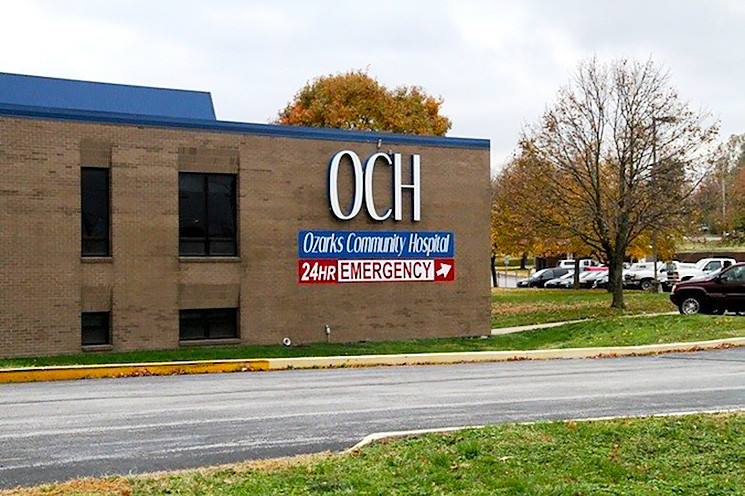 Ozarks Community Hospital may convert the space that once housed its inpatient, emergency and operating room services into a 20-bed psychiatric hospital.