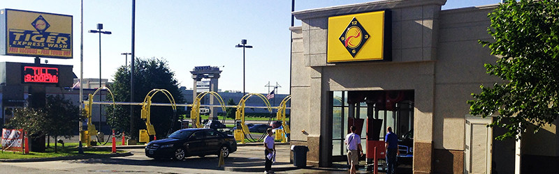 Mister Car Wash buys Tiger Express' Springfield operations
