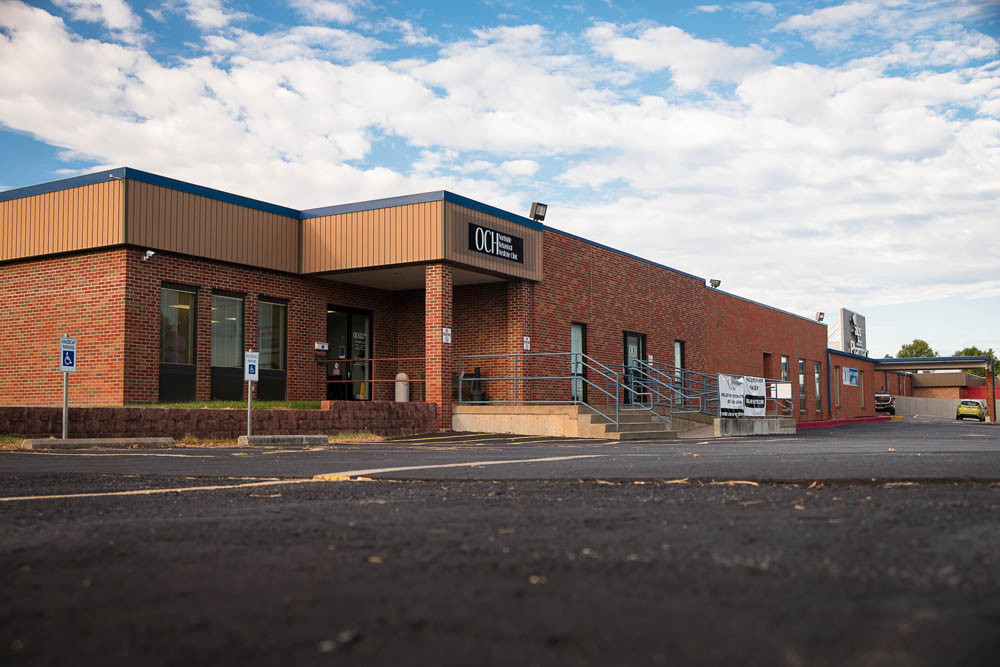 OCH plans to fully utilize its north-side Springfield facility as a psychiatric hospital.
