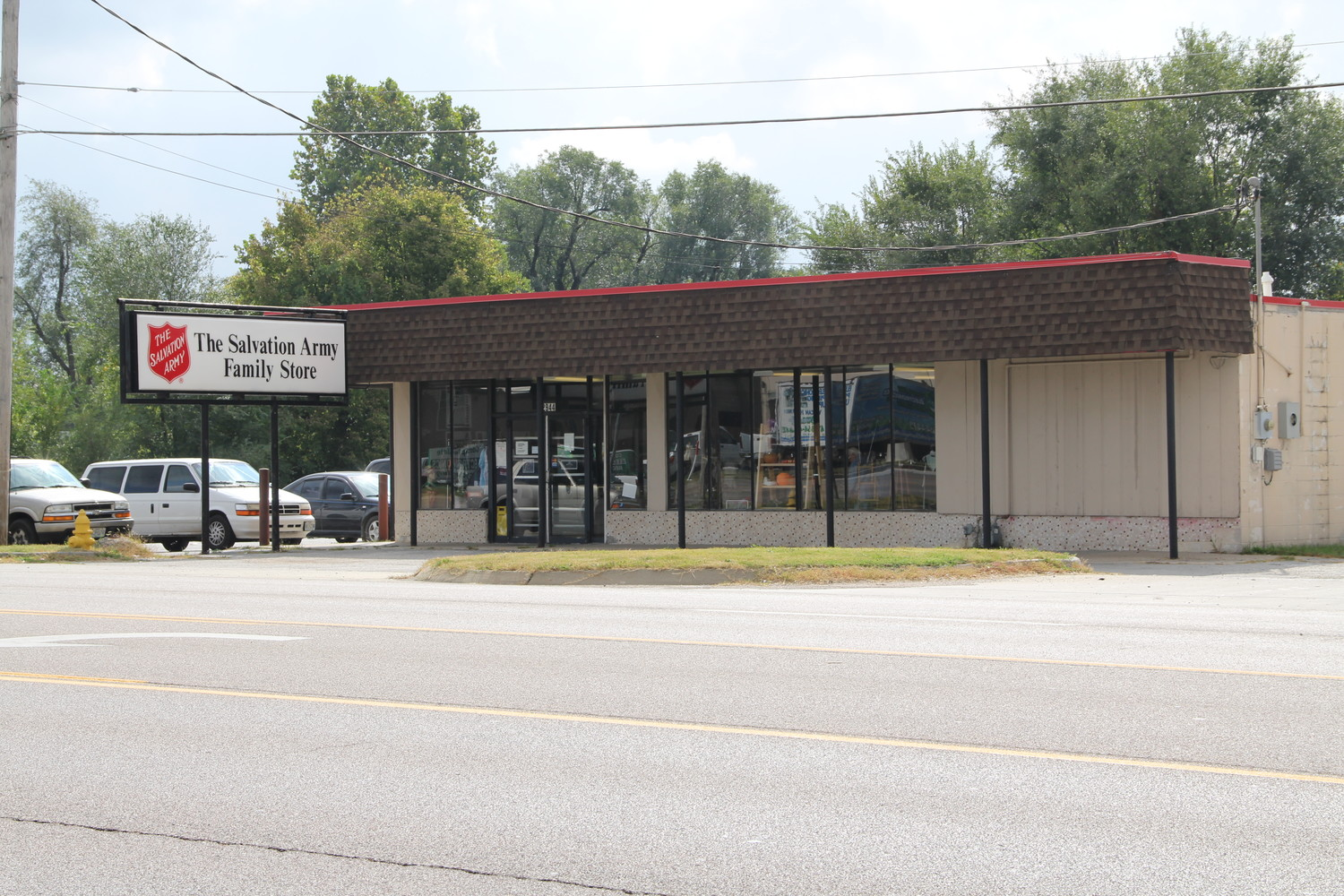 The Chestnut Expressway shop will be used for storage and likely sold in the future.