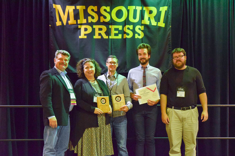 Missouri Press in SGF
