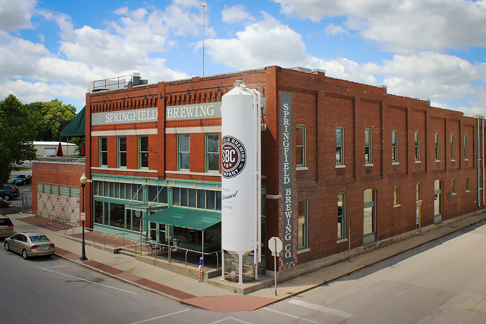 SBC's downtown brewery is on track to produce 3,000 barrels of beer this year.