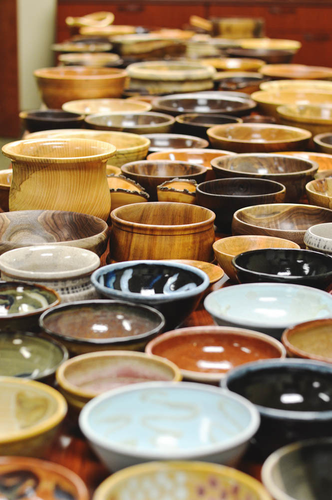 Empty Bowls