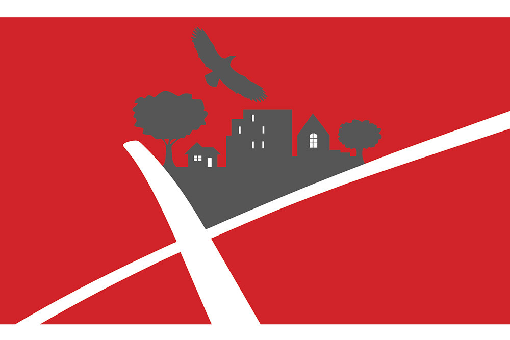 The city of Nixa's new flag incorporates its logo adopted in 2011.