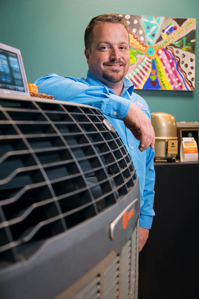 Jeremy Grisham, SS&B Heating & Cooling Inc.