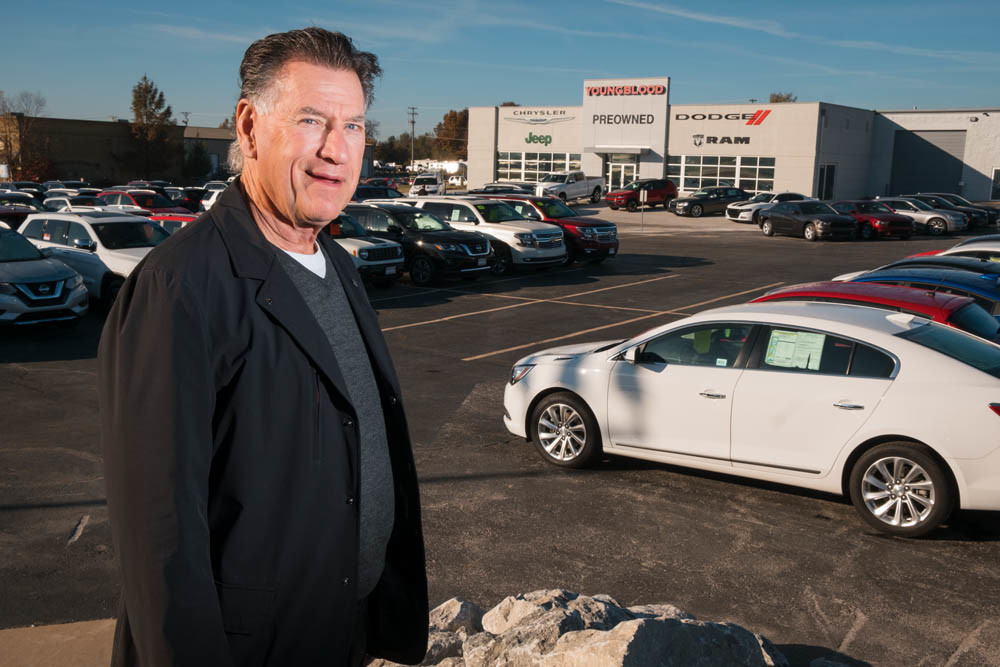 Corwin awarded Jeep, Chrysler dealerships in city | SBJ