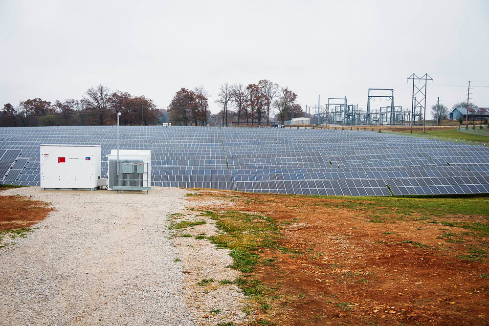 The farm has the ability to produce more than 15 million kilowatt hours per year, equal to about 9 percent of Nixa's annual energy consumption. The city is in an agreement with Springfield-based Gardner Capital Inc., which owns the facility, to buy all of the generated power over a 25-year period.
