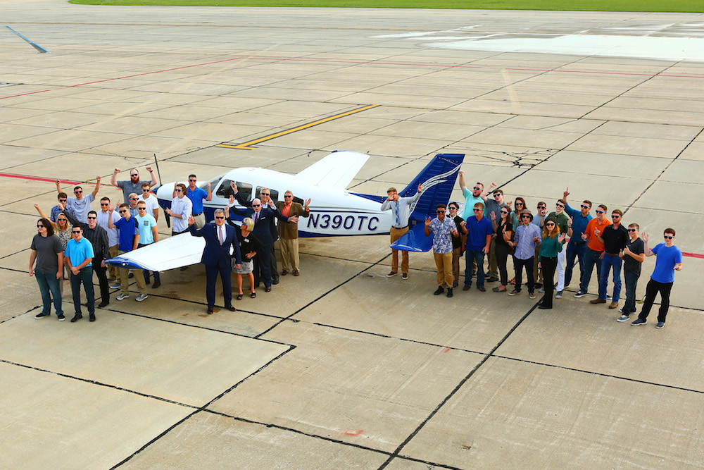 Ozarks Technical Community College's first cohort of aviation students have future options at Missouri State and Drury universities.