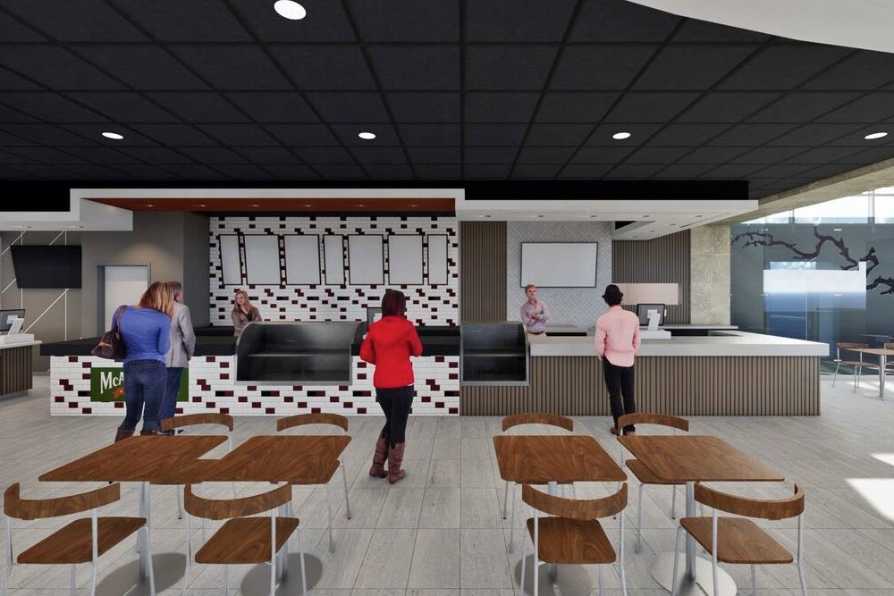 Customers will continue to see McAlister's Deli at Springfield-Branson National Airport following restaurant renovations.
