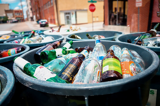 City Council will ask residents whether it should reform its refuse collection system.
