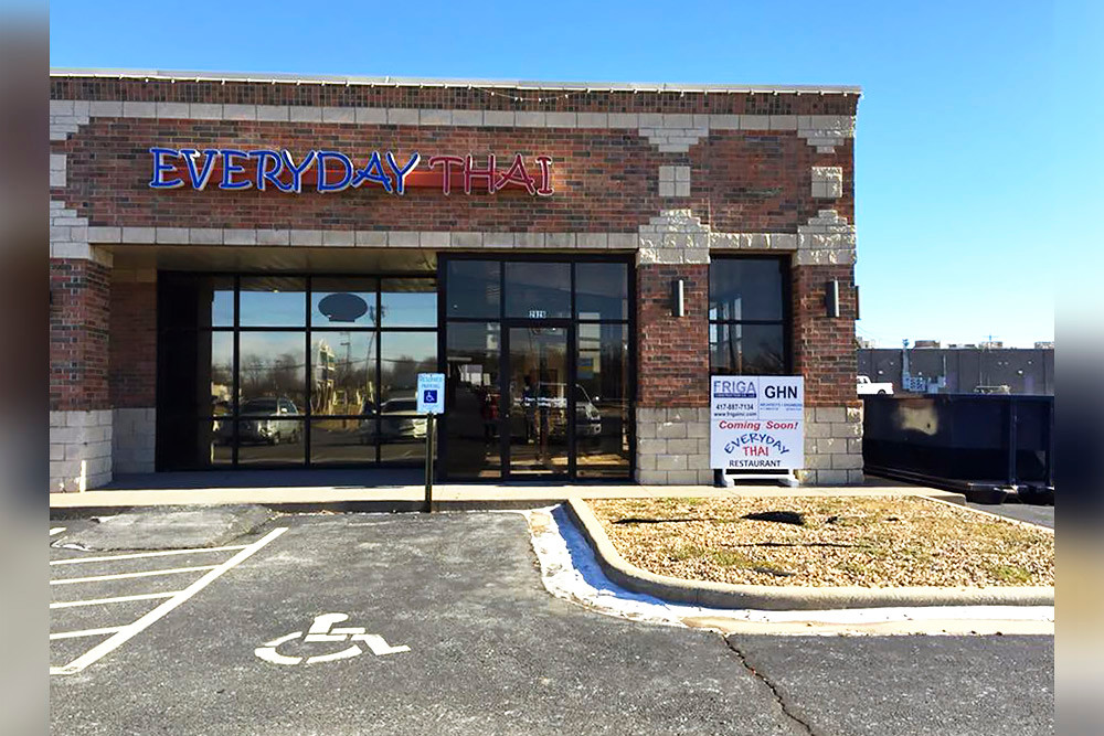 Everyday Thai is scheduled to open this month in Imperial Plaza.