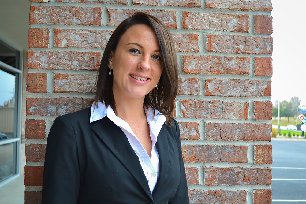 Andrea Sitzes is hired as the first executive director of the Christian County Business Development Corp.
