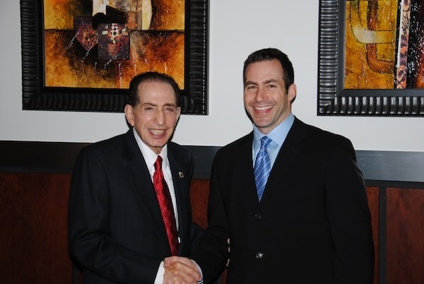 Hamra in 2011 names his son, Mike Hamra, president and CEO of Hamra Enterprises.