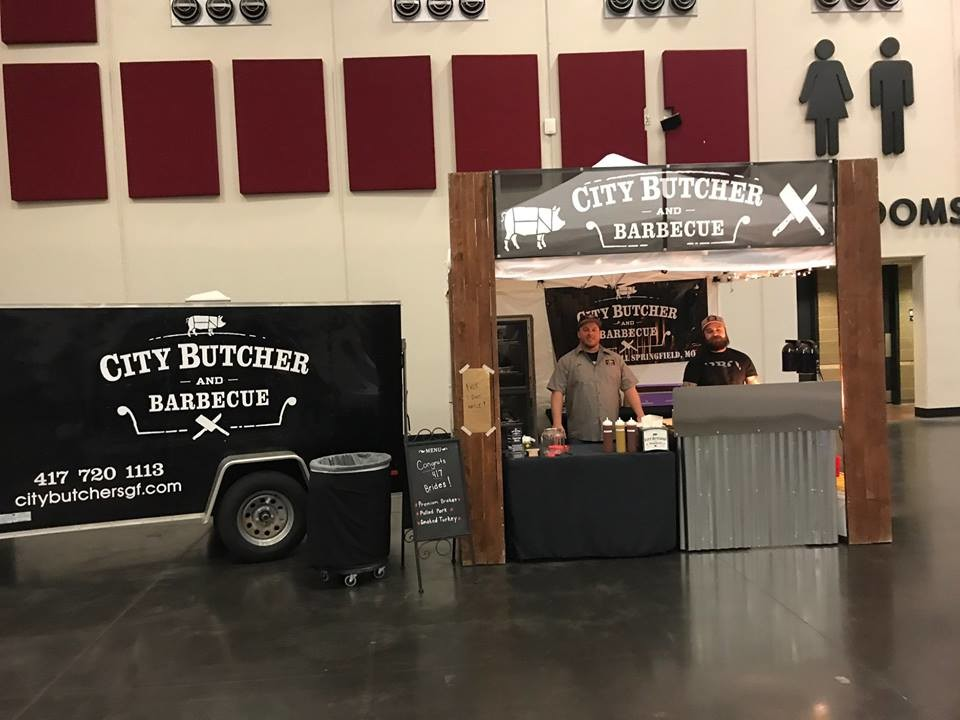 A recent Facebook post from City Butcher shows the similarities between the Springfield eatery and the Sin City attraction.