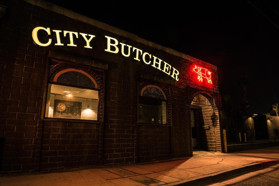 City Butcher in Las Vegas is much more menacing than the local shop.