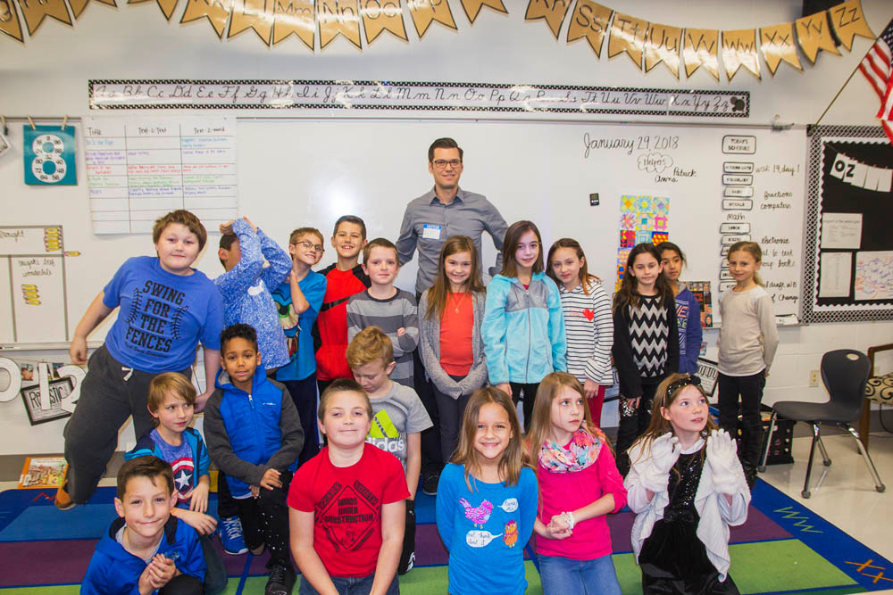 J-school in Ozark