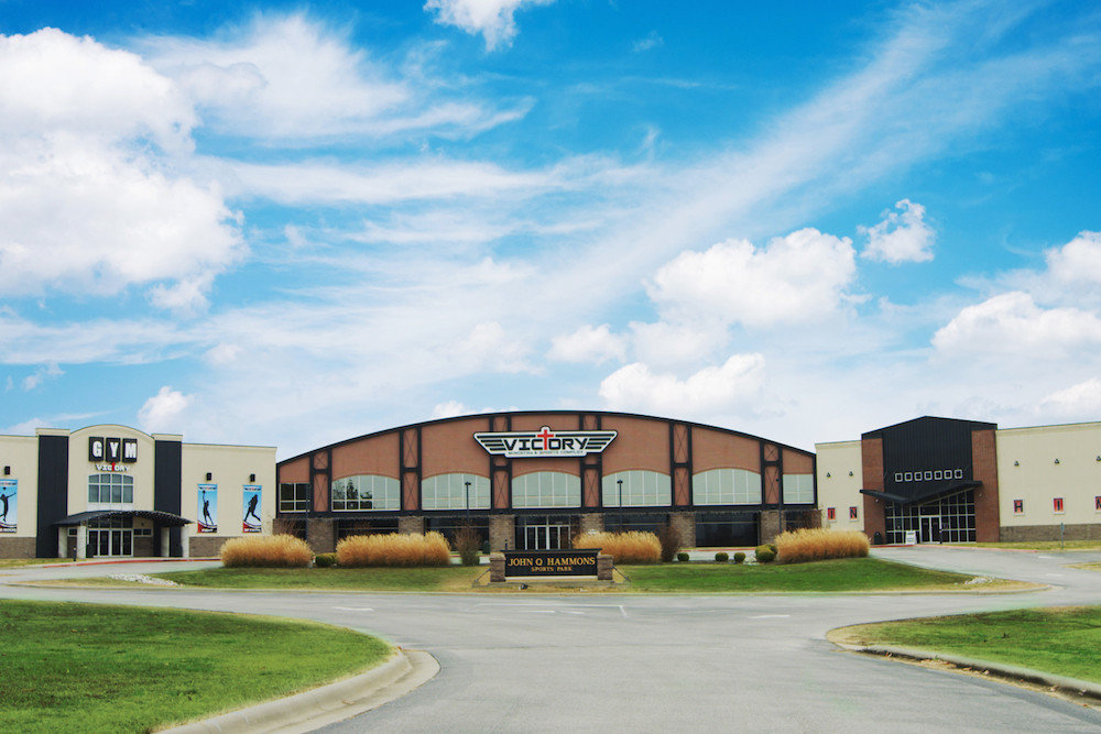 James River Church plans to lease space at the Victory Ministry & Sports Complex as it looks into launching its own campus.