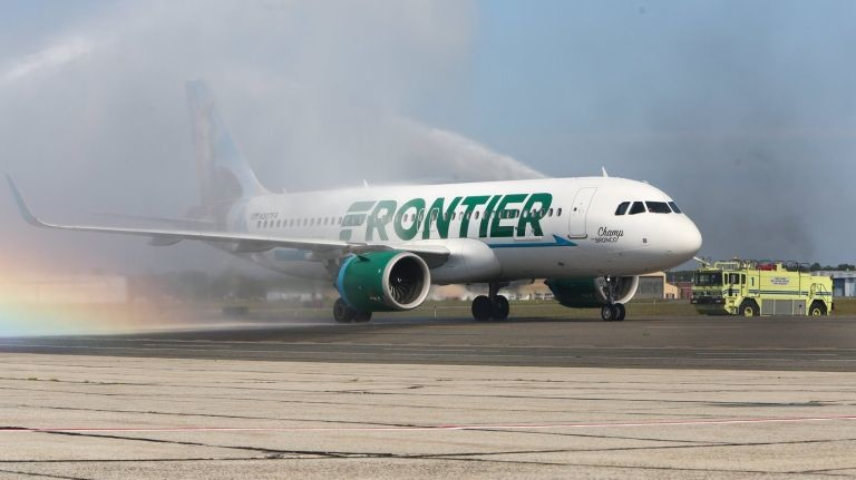 Frontier Airlines is bringing its planes — featuring animal graphics — back to Branson Airport.