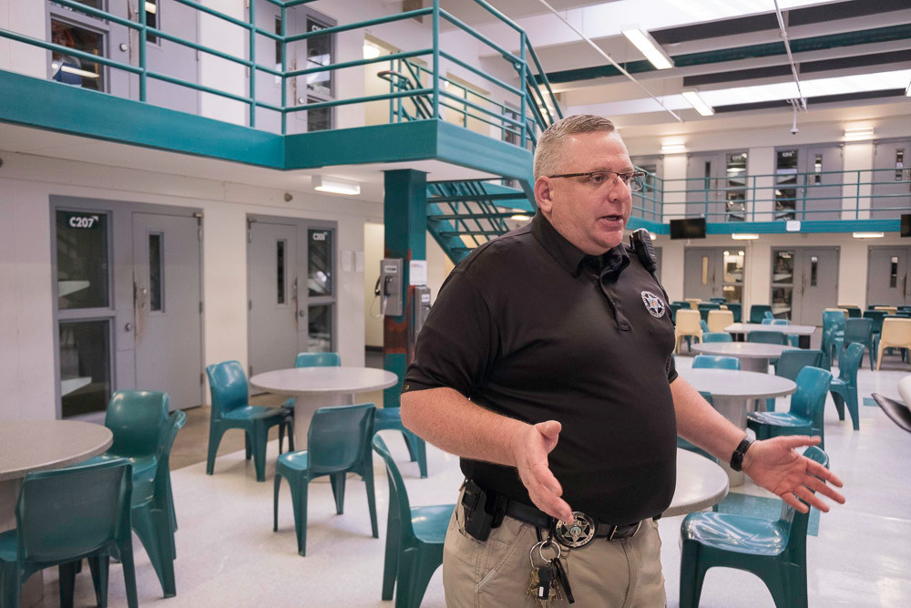 Photo Gallery: Greene County Jail | Springfield Business Journal