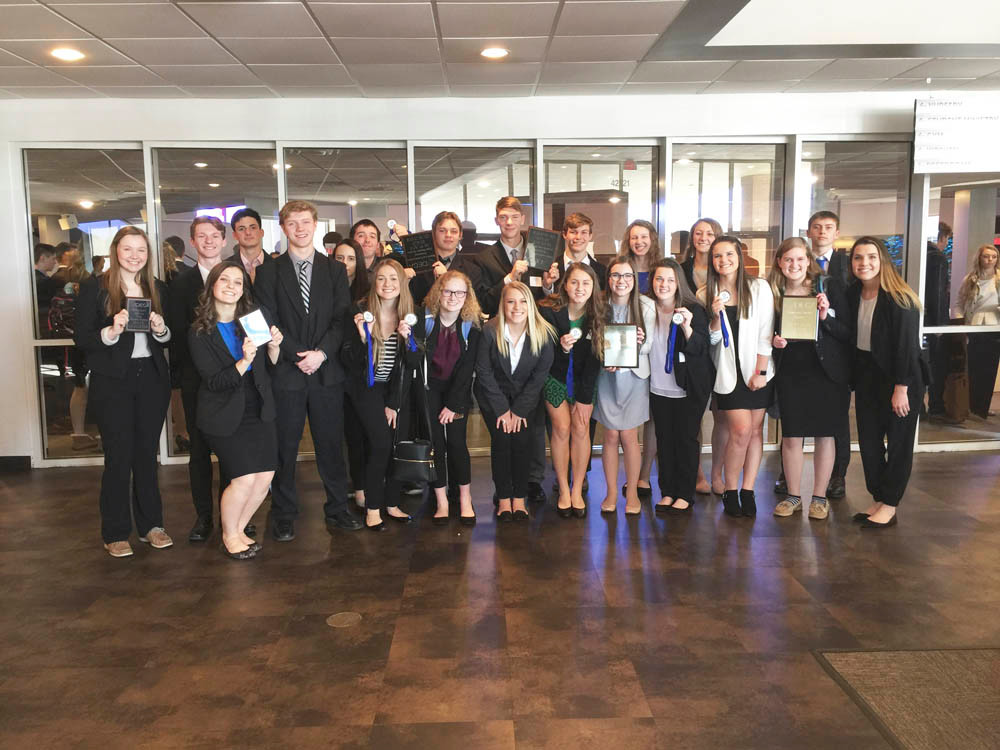 Headed to State