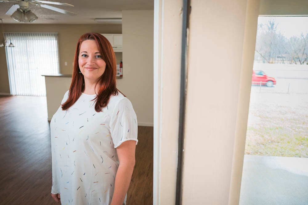 SPICK-AND-SPAN: Eco-Cleaning Systems owner Tara Coble and her team clean 50 properties between Springfield and Branson.