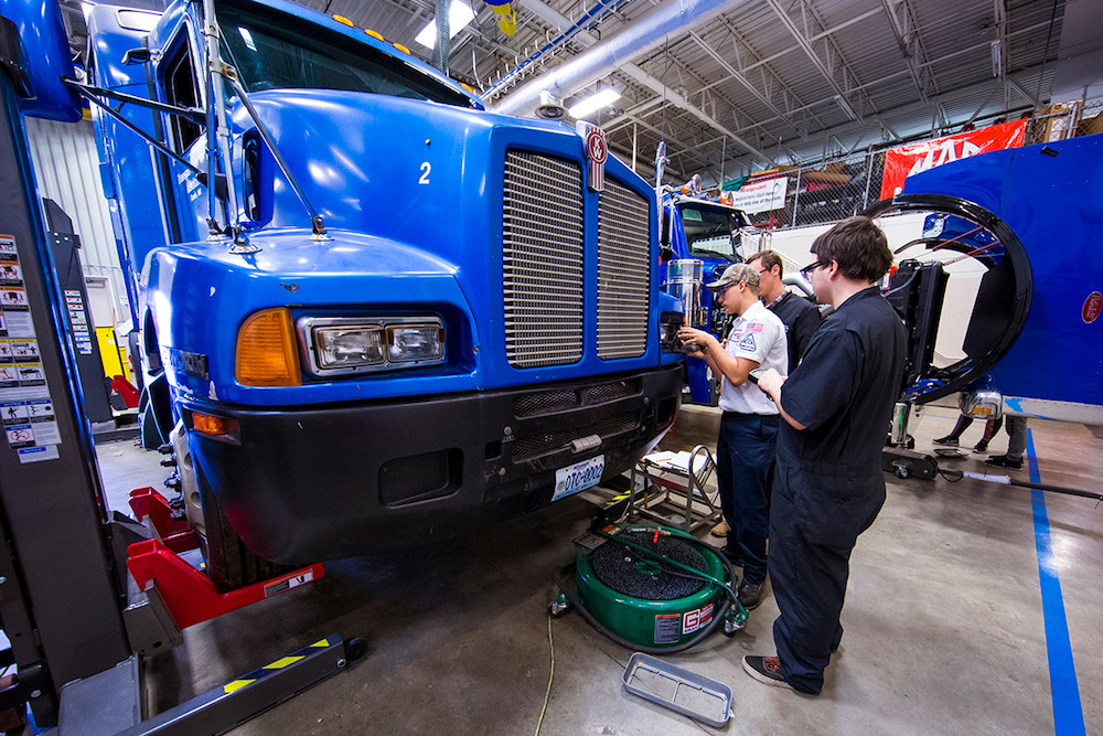 Ozarks Technical Community College expects its diesel technology enrollment capacity to grow by 45 percent via the MHC Diesel Technician Training Center.