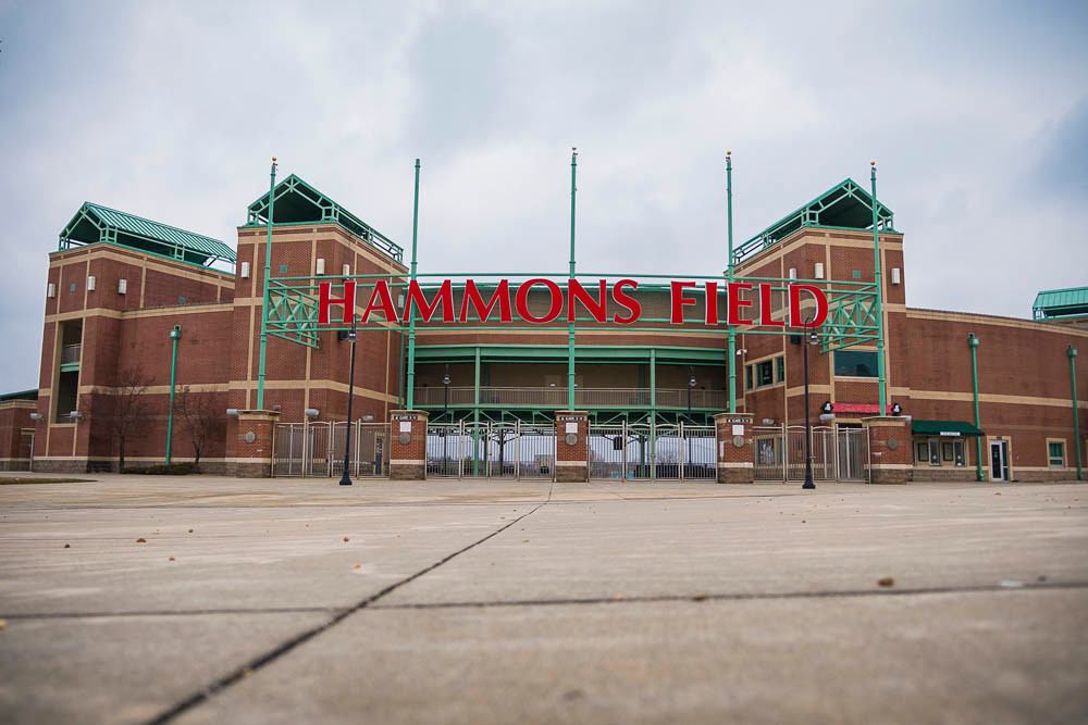 The city of Springfield is asserting ownership of Hammons Field.