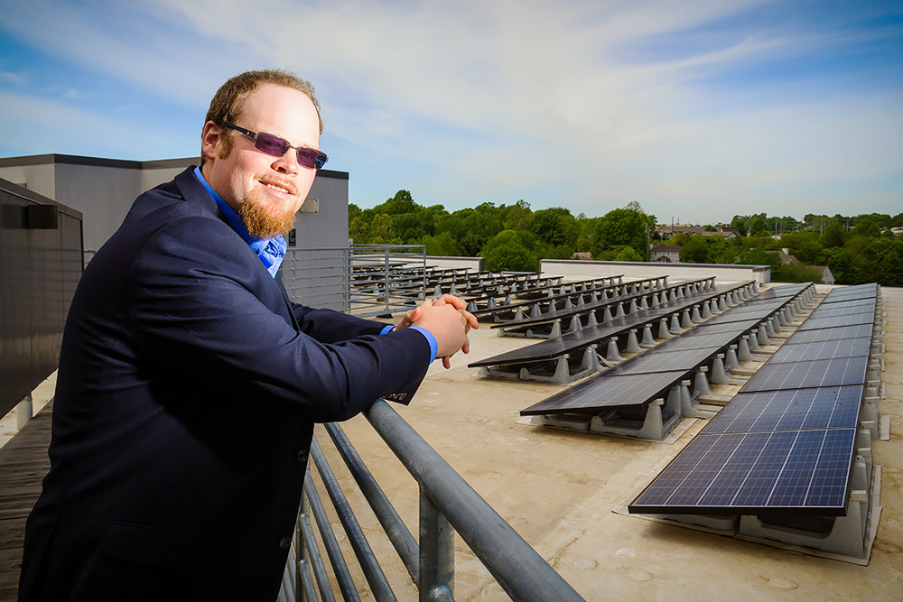 Caleb Arthur, CEO of Sun Solar LLC, will run for Sen. Bob Dixon's open seat.