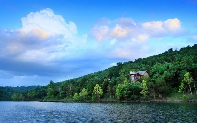 Big Cedar Lodge ranks No. 1 on Travel + Leisure magazine's list of the best resort hotels in the Midwest.Photo courtesy TRAVEL + LEISURE