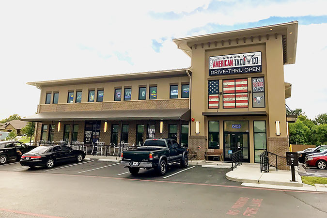 Starred Address: 2915 E. Battlefield Owner: Magers Ridgeview Complex LLC Tenants: Great American Taco Co. Acreage: 0.49 Taxable Appraised Value: $754,000