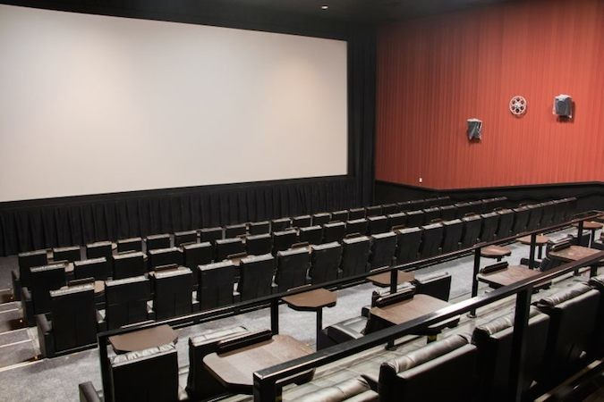 Customers will have access to seven of Alamo Springfield's 14 screens on June 19.Photo courtesy ALAMO DRAFTHOUSE CINEMA