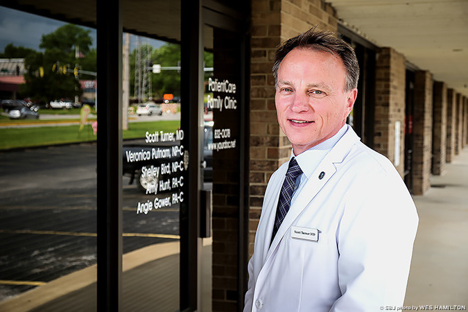 OVERDUE CHANGE: Dr. Scott Turner is unconvinced MACRA is the best way to provide quality care.