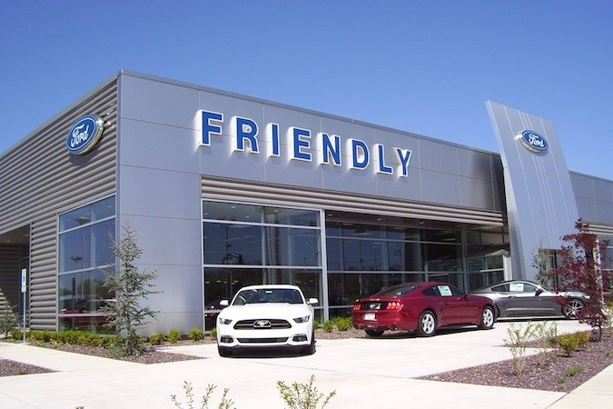 Corwin Auto Buys Friendly Ford