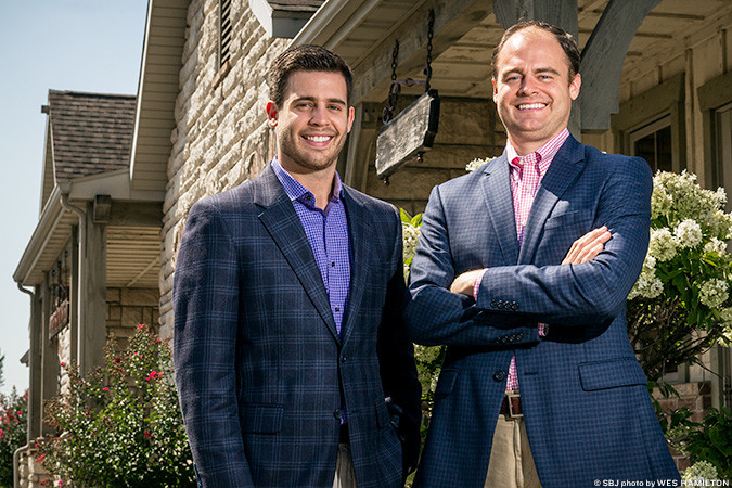 Jordan and John Russell launch Pillar Insurance LLC on Ingram Mill Road.