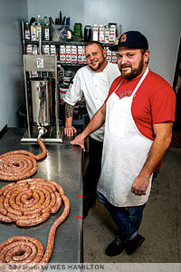 Jeremy Smith and Cody Smith, City Butcher and Barbecue