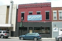 The 209 E. Walnut St. spot was home to Bijan's Sea and Grille 1996-2010. Photo provided by MURNEY ASSOCIATES, REALTORS