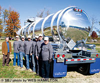 Paul Mueller Co  rolls out tanker line | Springfield