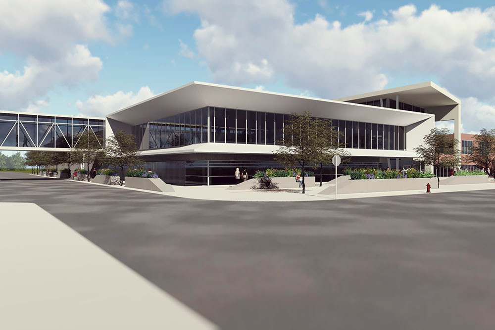 Ozarks Technical Community College plans to use increased tax levy revenue to help build The Center for Advanced Manufacturing on the Springfield campus.