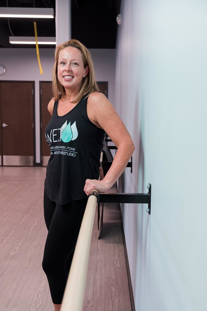 Shelli Luke, SWET Hot Yoga and Fitness Studio