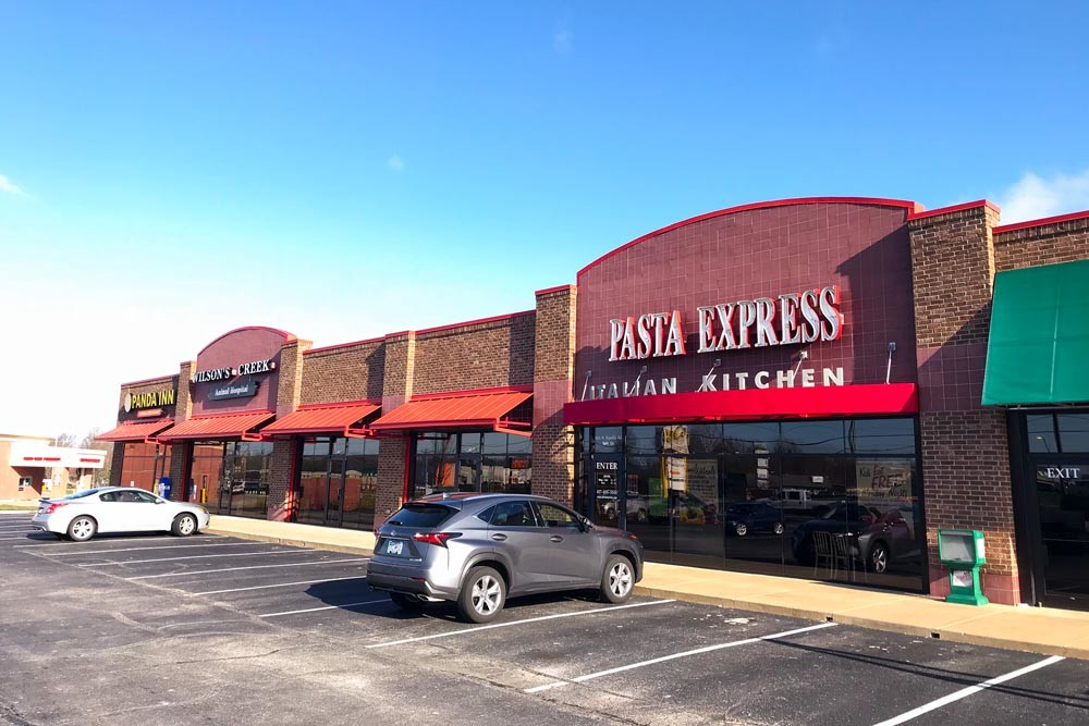 Starred Address: 3025 W. Republic