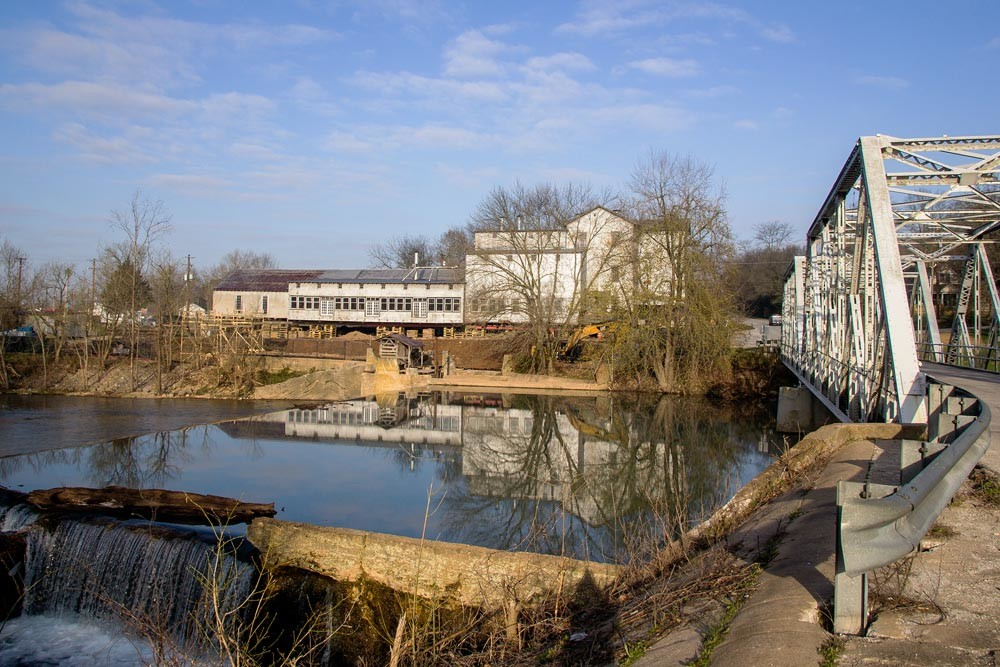 Great River Engineer's current projects include Johnny Morris' relocation and restoration of the historic Ozark Mill.