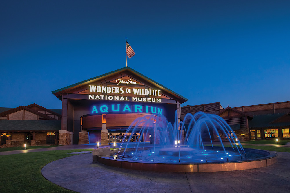 Wonders of Wildlife is helping to grow the area's hotel market, according to the Springfield Convention & Visitors Bureau.