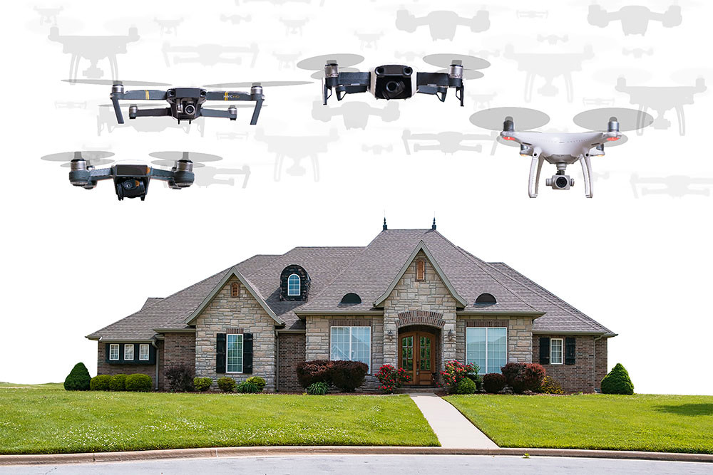 The drone business is becoming oversaturated in the real estate segment, according to those in the industry. New commercial uses are popping up.